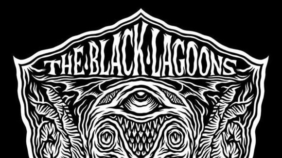 THE BLACK LAGOONS - Garage Rock Punk Live Act in York
