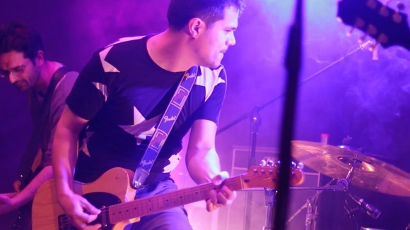 STEREOCOLOR - Indie Pop Rock Electro Indie Live Act in Valencia