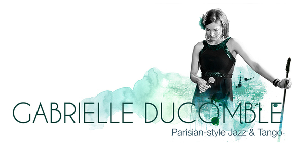Gabrielle Ducomble - Jazz Tango French Live Act in London