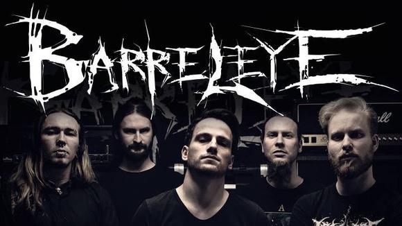 Barreleye - Death Metal Modern Prog Metal Metal Heavy Metal Thrash Metal Live Act in Berlin