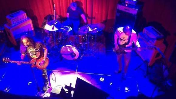 XAD - Grunge Live Act in Haarlem