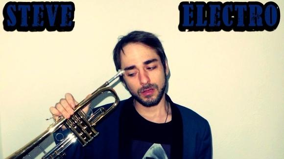 Steve Electro - Electro Techhouse Trumpet Techno Eigene Songs DJ in Leipzig