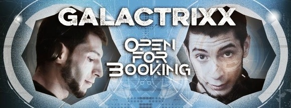 GalactrixX - Trance Progressive Trance Progressive  PsyTrance Live Act in Berlin
