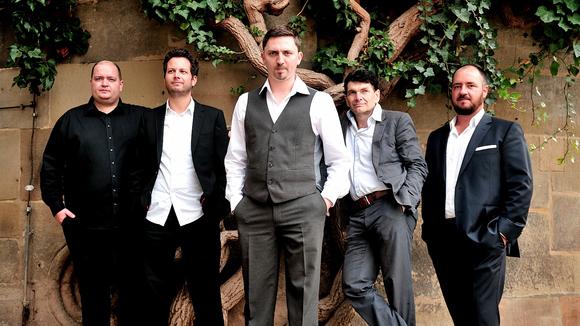 Guttenberger Brothers - Jazz Swing Jazz manouche Live Act in stuttgart