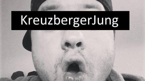 KreuzbergerJung - Hip Hop Rap Deutsch Deutsche Texte Deutschrap Live Act in Berlin-Kreuzberg