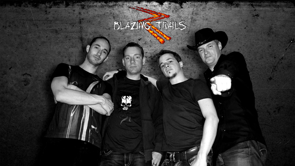 Blazing Trails - Rock Alternative Rock Live Act in Frankfurt