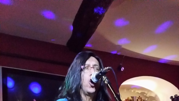 Eduardo Saca aka Flaco - Latin Rock Jazzrock Rock Latin-Fusion Latin Rock Live Act in Bath
