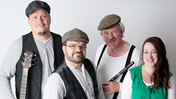 Itchy Fingers - Irish Folk Celtic Folk Irish Folk Irish Scottish Live Act in St. Wendel