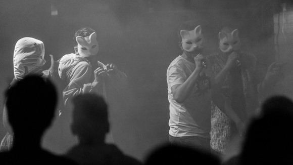 MAFA - Rap Techno Hip Hop Live Act in Leipzig