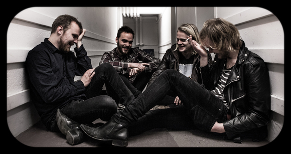 Mud Shark - Rock Grunge Alternative Rock Garage Rock Desert Rock Live Act in Aarhus