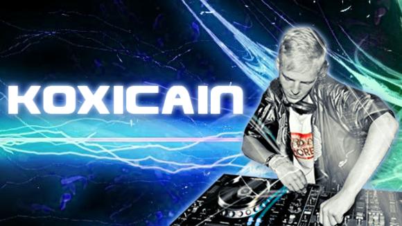 DJ Koxicain - Progressive House Club House Clubtunes Progressive House DJ in Aalborg