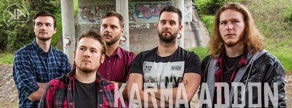 KARMA ADDON - Alternative Rock Grunge Hard Rock Rock Punkrock Live Act in Leonberg