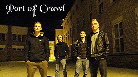 Port of Crawl - Progressive Metal Melodic Rock Live Act in Berlin