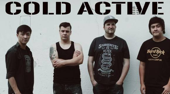 Cold Active - Alternative Rock Rock Live Act in Munster