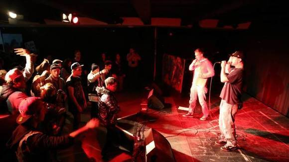 Cridafu - Rap Vocal Liveact  Hip Hop Live Live Act in Giessen