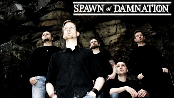 Spawn of Damnation - Melodic Death Metal Heavy Metal Death Metal Thrash Metal Live Act in Radevormwald