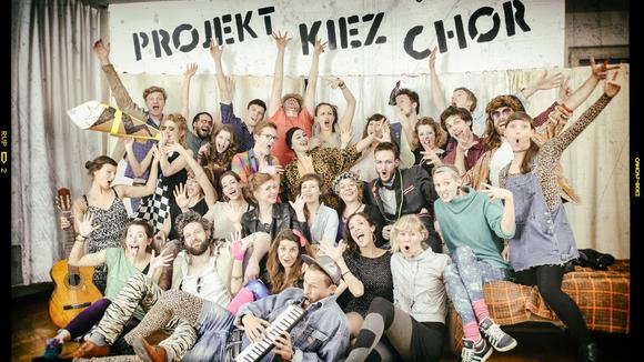 Projekt Kiezchor - A cappella Live Act in Berlin