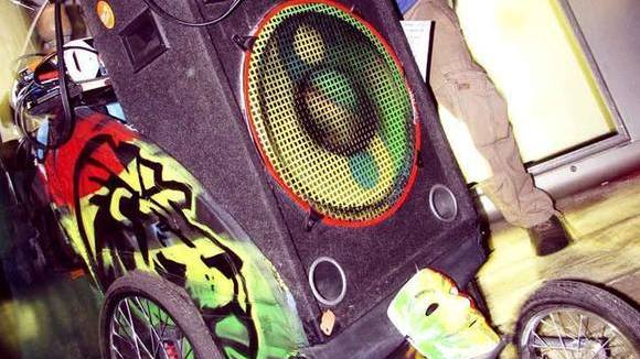 JAHchildren Soundsystem - Reggae Dub Reggae Roots Reggae DJ in Berlin