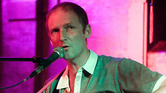David Garside - Singer/Songwriter Artrock Acoustic Art-Pop Chamber Pop Live Act in Birmingham