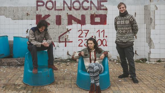 Núku - Futurepop Electro Art-Pop IDM Neo Soul Live Act in Bratislava