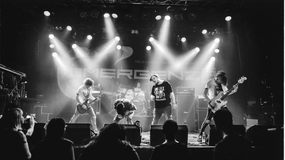 WeakEnds - Metal Nu Metal Metalcore Hard Rock Metal Live Act in Roskilde