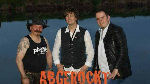 Abgerockt - Acoustic Rock Deutschrock Rock Cover Oldies Live Act in Lehesten