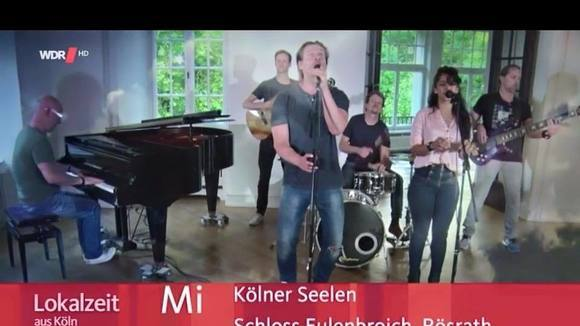 Kölner Seelen - Soul Rap Pop Rock Soul Live Act in Köln
