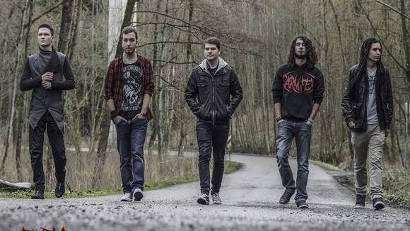 AdvenA - Metal Metalcore Death Metal Progressive Metal Thrash Metal Live Act in Bad Griesbach