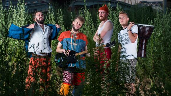 Reve ta Stohne - Worldmusic Urban Folk Grunge Folk Folk-Punk Live Act in Kyiv