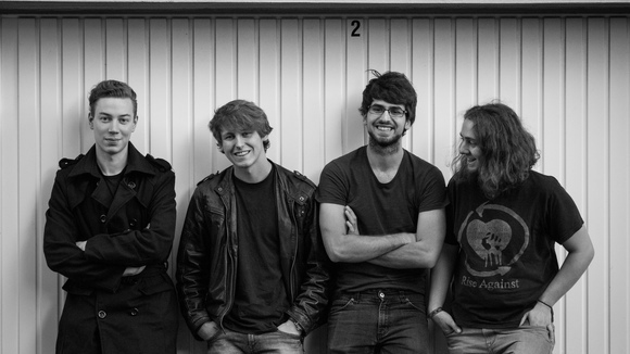 The Saltshakers - Rock Post-Grunge Punk Alternative Rock Live Act in Bonn