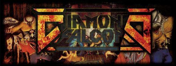 DIAMOND FALCON - Heavy Metal Heavy Metal Live Act in Wiener Neustadt