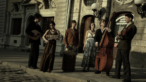 Burdon Folk Band - Worldmusic Live Act in Lviv