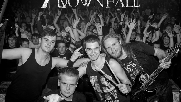 Awaiting Downfall - Heavy Metal Progressive Metal Melodic Metalcore Melodic Metal Neo Thrash Live Act in Geseke