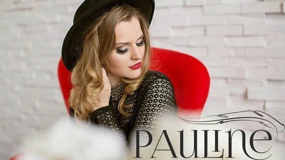 Pauline - Romantik Pop Soul Melodic Romantic rock Live Act in Minsk