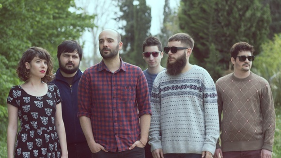 La maniobra de Q  - Noisepop Alternative Pop Shoegaze Live Act in Murcia