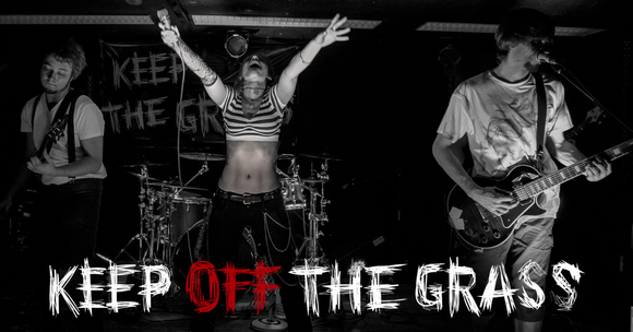 Keep Off The Grass - Hard Rock Rock Alternative Rock Live Act in Bonn