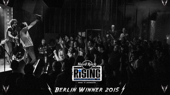 The V's - Power Rock Hard Rock Blues Rock Stoner Rock Punkrock Live Act in Berlin