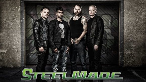 Steelmade - Heavy Rock Heavy Metal Rock Melodic Modern Rock Live Act in Kreuzlingen