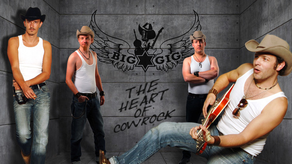 BiGGiG - Rock Rockabilly New Country Live Act in Ochtendung