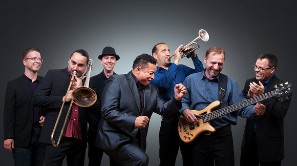 Barrio Latino Hungría - Worldmusic Latin Jazz Latin Salsa Timba Live Act in Budapest