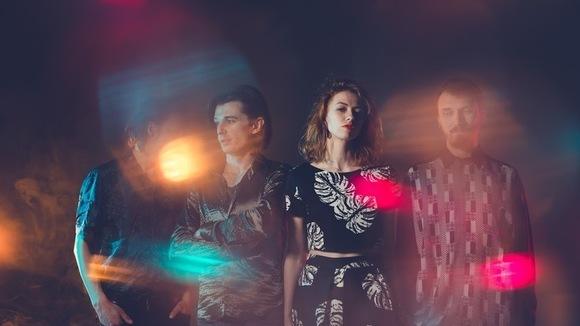 Zebra Island - Dream Pop Live Act in Tallinn