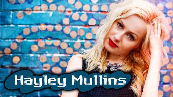 Hayley Mullins - Pop Singer/Songwriter Rock Live Act in London