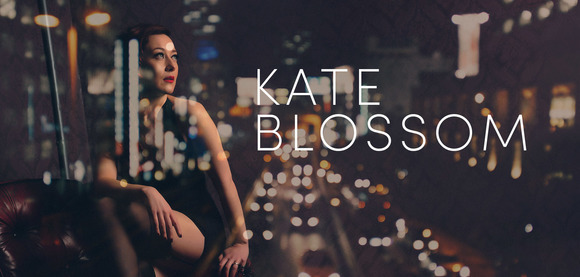 Kate Blossom - Jazz Singer/Songwriter Live Act in Londn