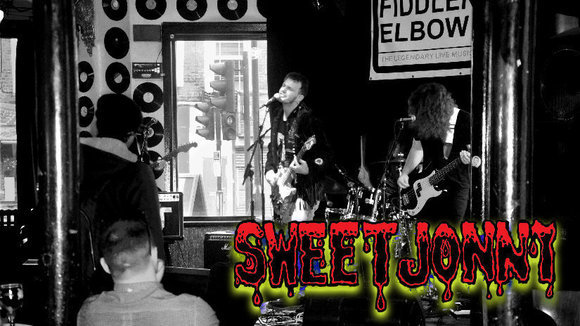Sweet Jonny - Grunge Garage Rock Live Act in London
