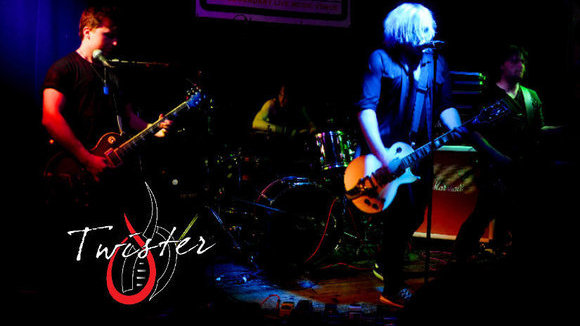 Twister - Pop Rock Live Act in London