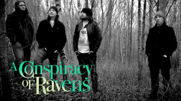 A Conspiracy of Ravens - Rock Hard Rock Live Act in London