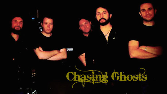 Chasing Ghosts - Rock Hard Rock Metal Gothic Live Act in London