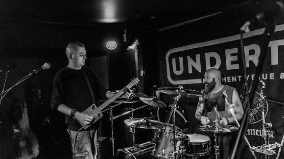 The Sonny Bonds Duo - Punk Blues Grunge Noise Rock Bluespunk Live Act in Cardiff