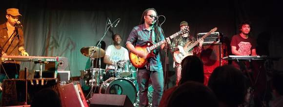 Nyabinghia - Roots Reggae Ska Live Act in Berlin