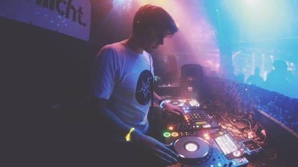 Chris Darnoc - House Techno Electro UK Bass UK House DJ in Berlin